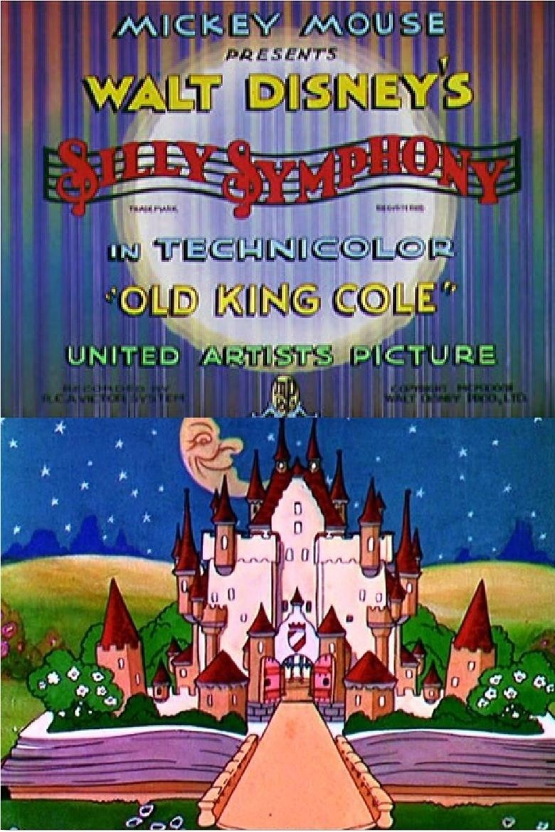 Old King Cole (film) movie poster