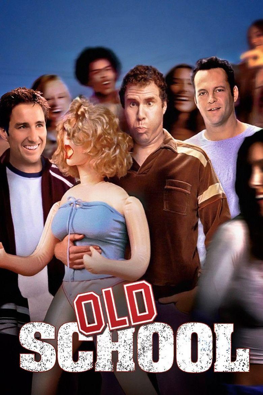 Old School (film) movie poster