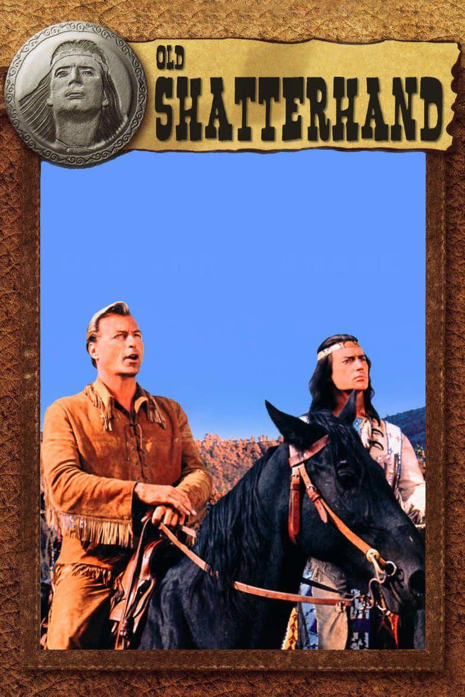 Old Shatterhand (film) movie poster