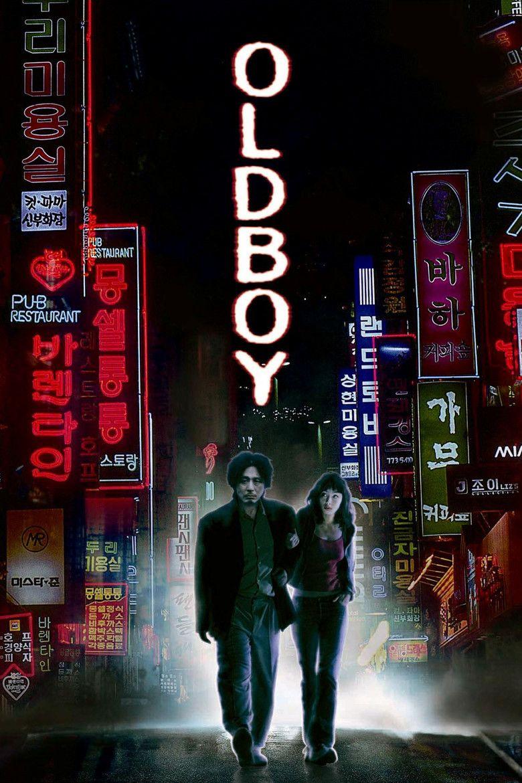 Oldboy Movie
