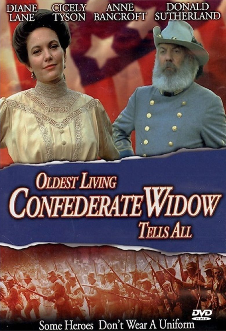 Oldest Living Confederate Widow Tells All (film) movie poster