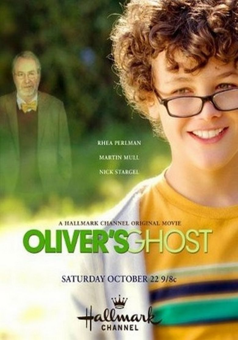 Olivers Ghost movie poster