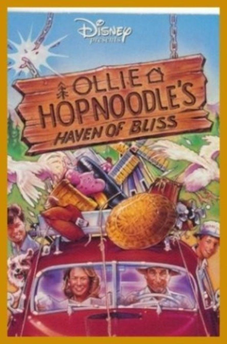 Ollie Hopnoodles Haven of Bliss movie poster