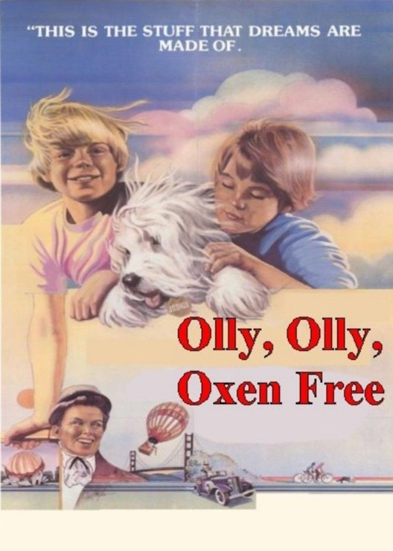 Olly Olly Oxen Free (film) movie poster
