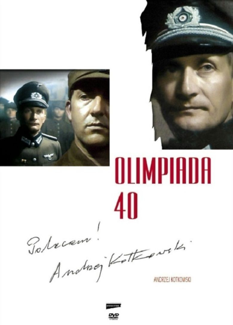 Olympics 40 movie poster