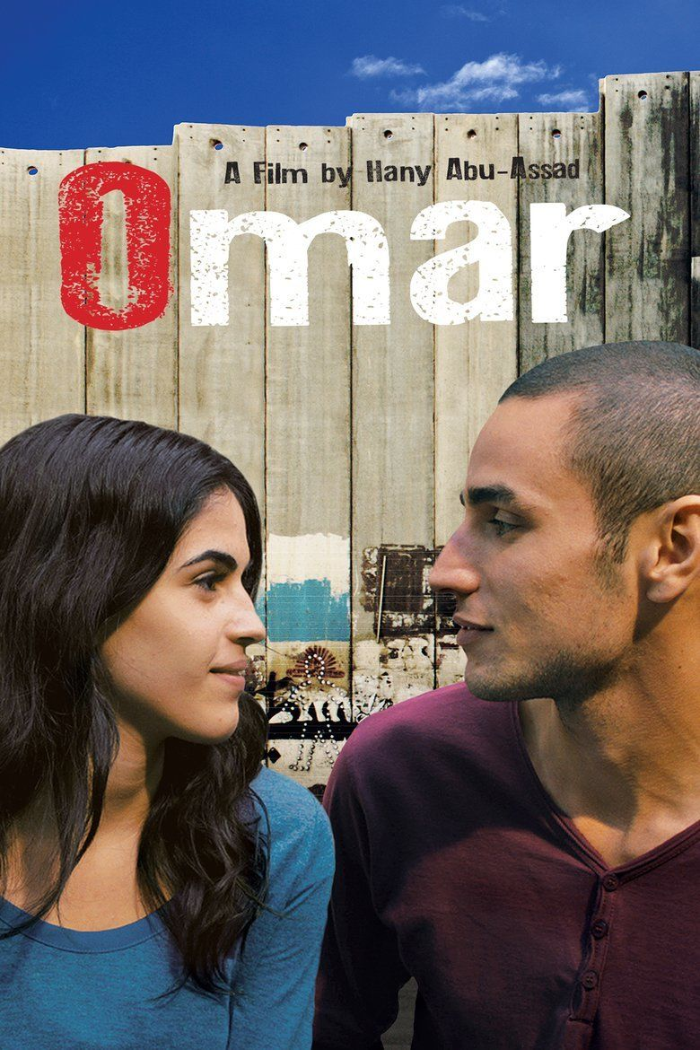 Omar (film) movie poster