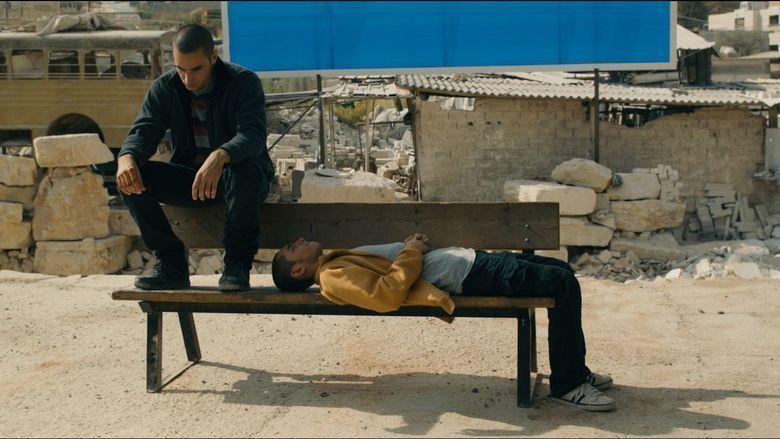 Omar (film) movie scenes