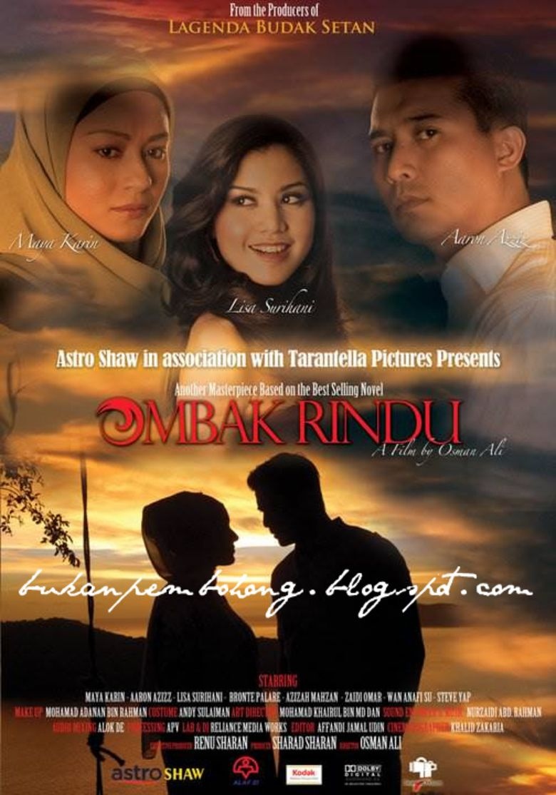 Ombak Rindu movie poster