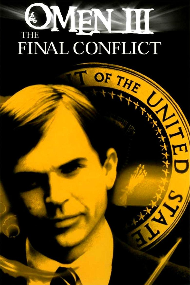 Omen III: The Final Conflict movie poster