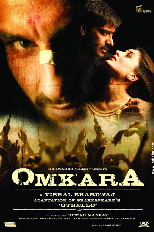 Omkara (2006 film) movie poster