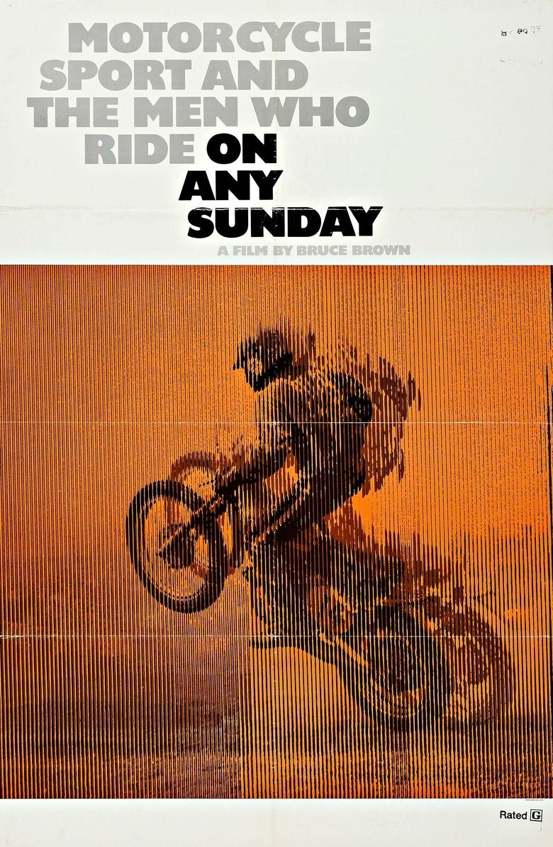 On Any Sunday movie poster
