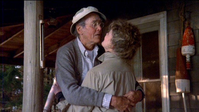 On Golden Pond (1981 film) movie scenes