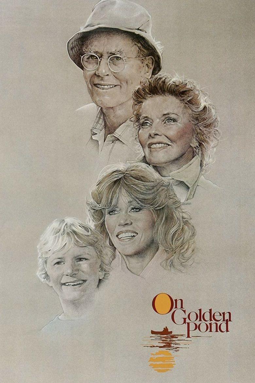 On Golden Pond (1981 film) movie poster