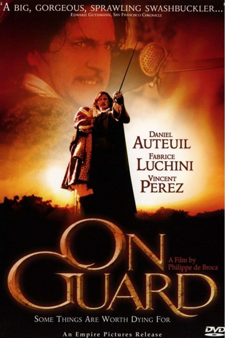 On Guard (1997 film) movie poster