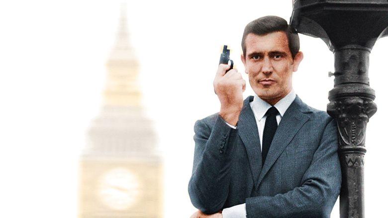 On Her Majestys Secret Service (film) movie scenes