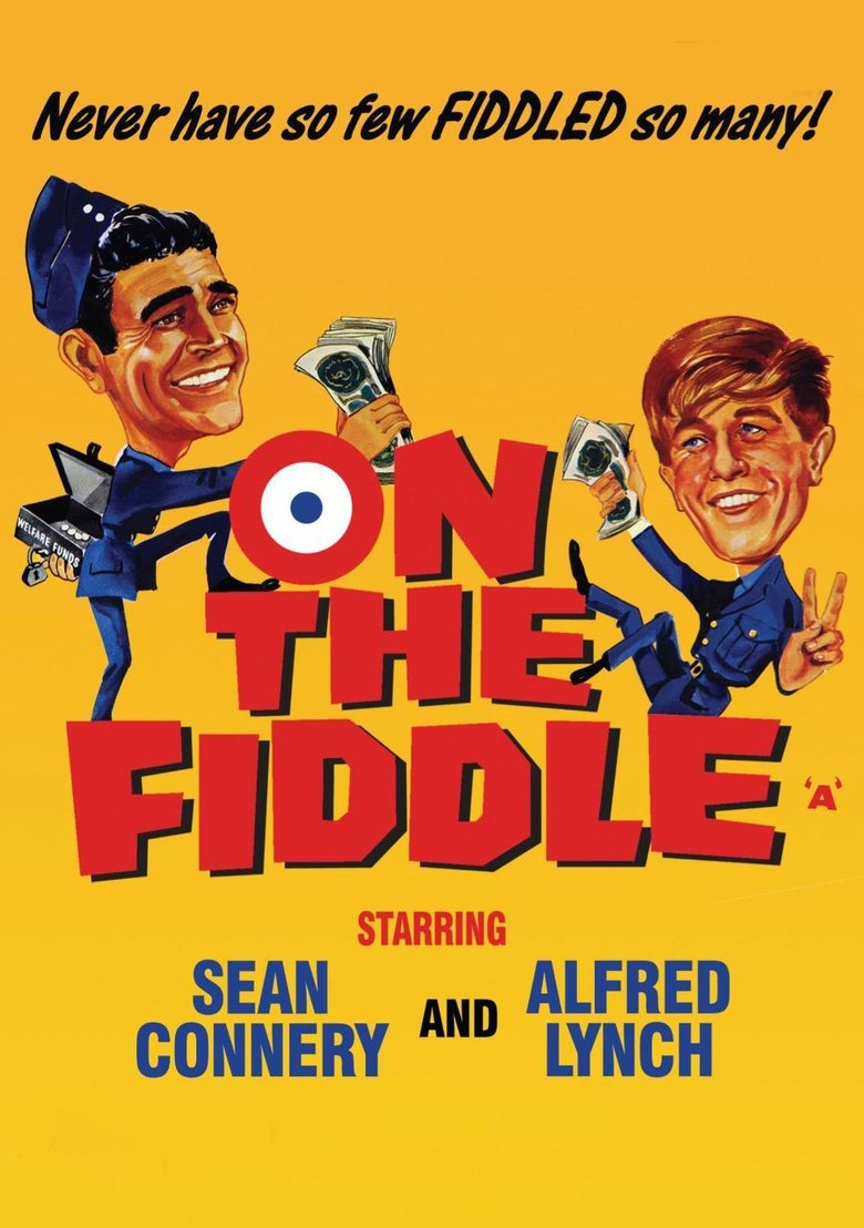 On the Fiddle movie poster