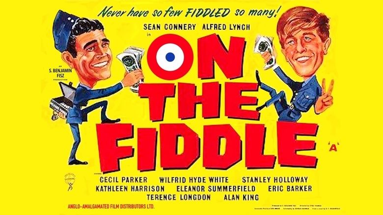 On the Fiddle movie scenes