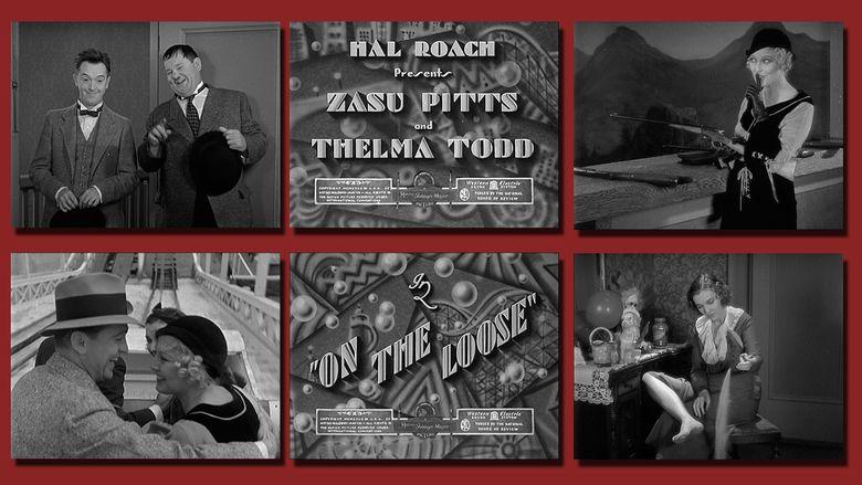 On the Loose (1931 film) movie scenes