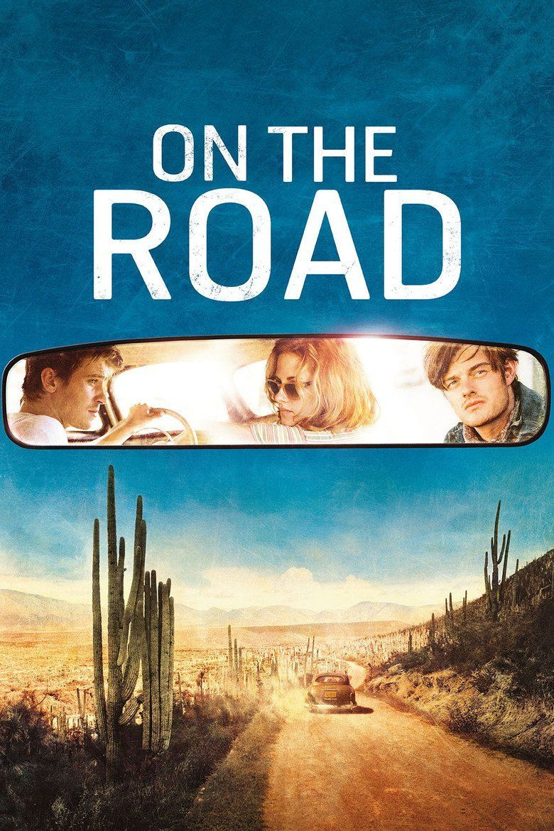 On the Road (film) movie poster