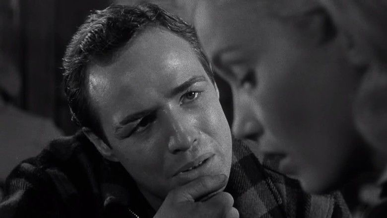 On the Waterfront movie scenes