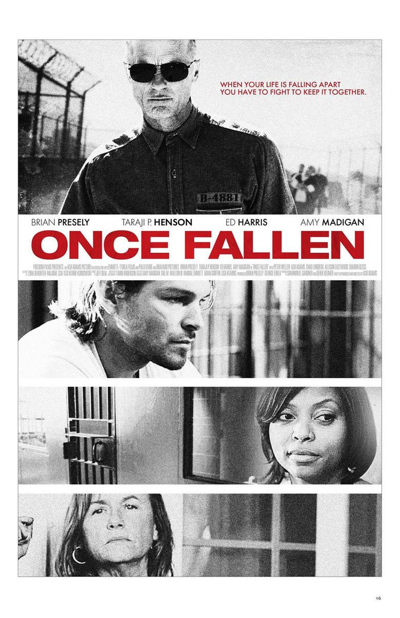 Once Fallen movie poster
