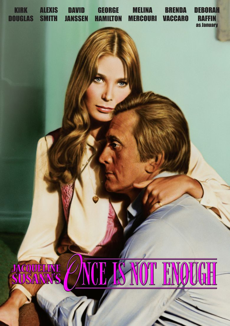 Once Is Not Enough (film) movie poster