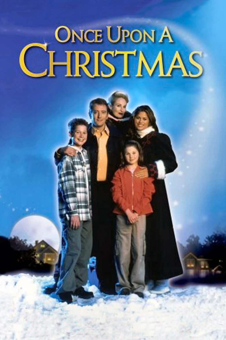 Once Upon a Christmas (film) movie poster