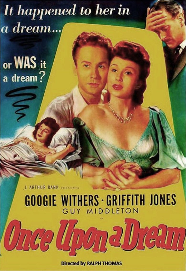 Once Upon a Dream (1949 film) movie poster