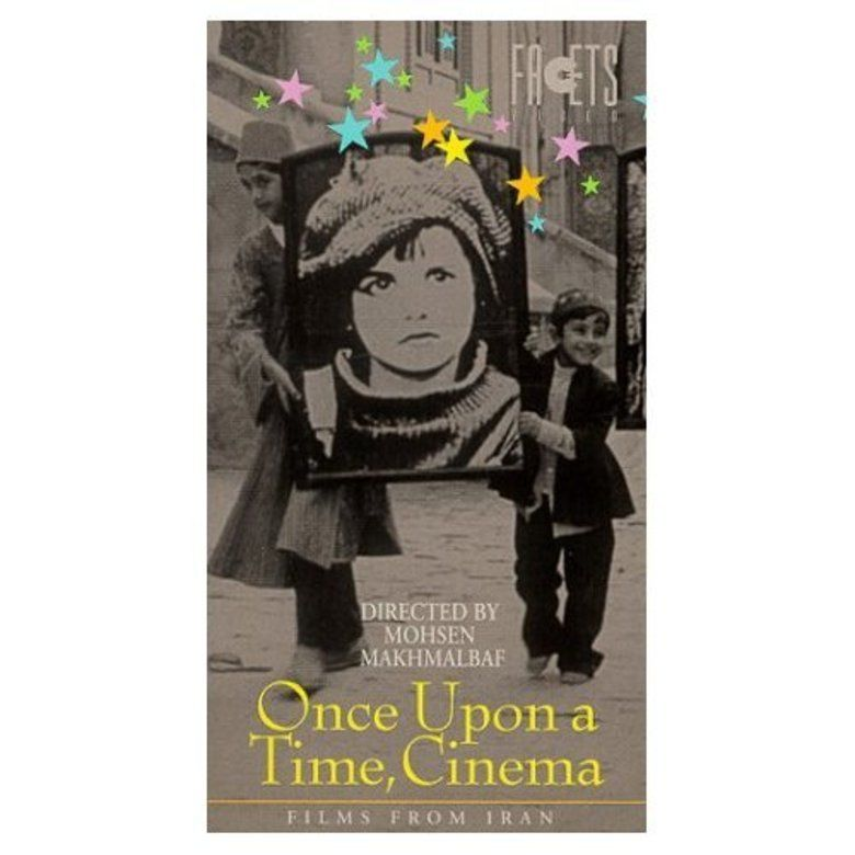 Once Upon a Time, Cinema movie poster