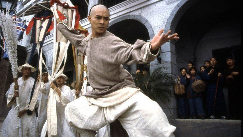 Once Upon a Time in China II movie scenes