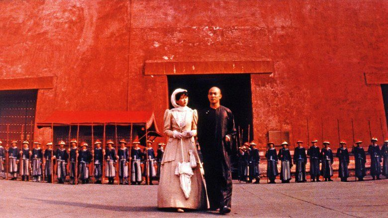 Once Upon a Time in China III movie scenes