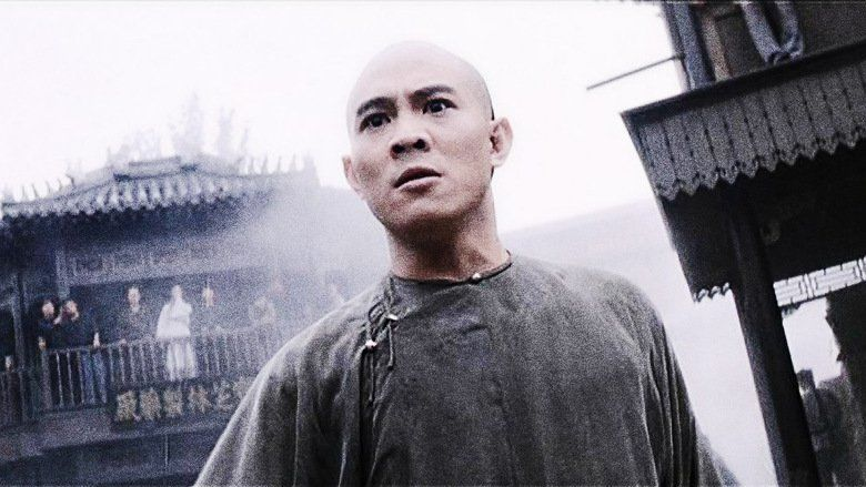 Once Upon a Time in China and America movie scenes