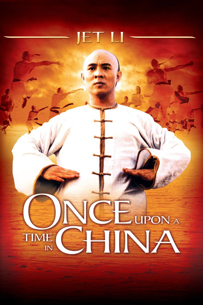 Once Upon a Time in China movie poster