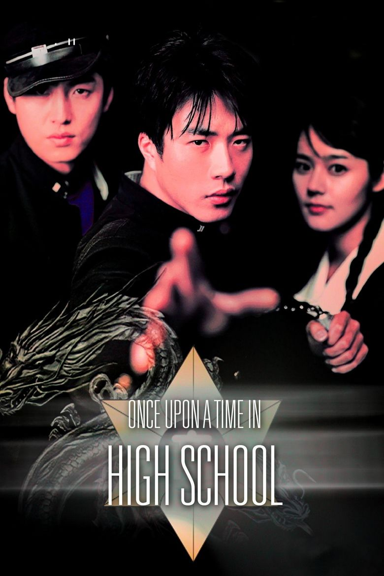 Once Upon a Time in High School movie poster