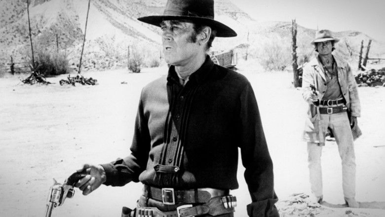Once Upon a Time in the West movie scenes