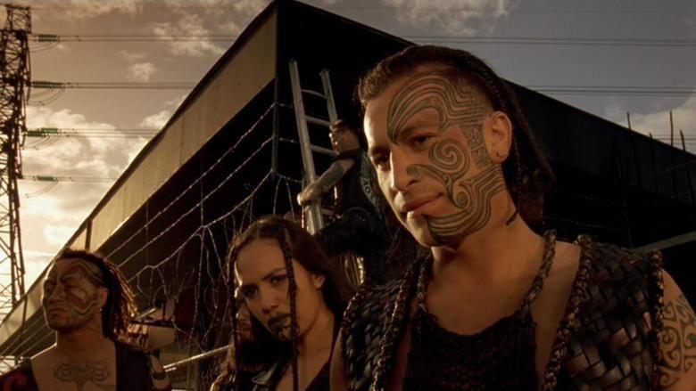 Once Were Warriors (film) movie scenes