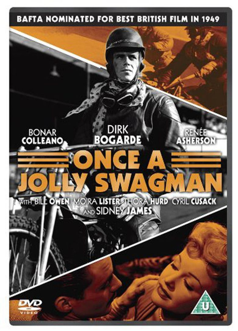 Once a Jolly Swagman movie poster