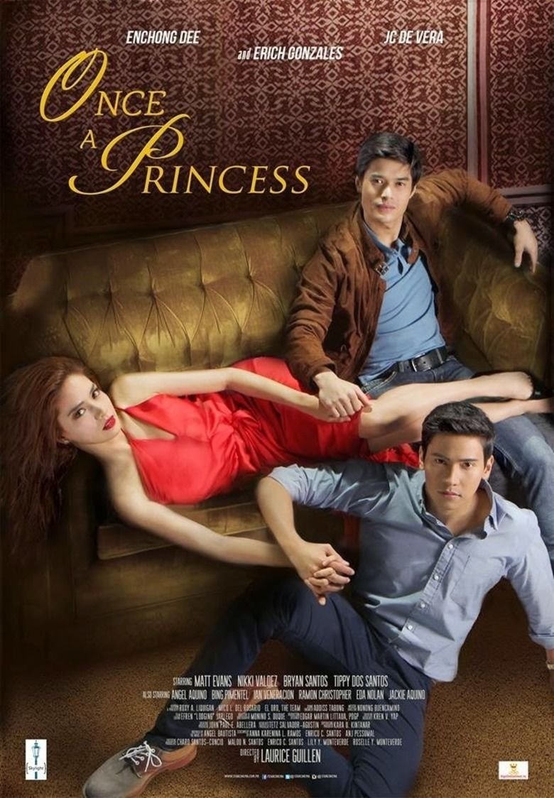 Once a Princess movie poster