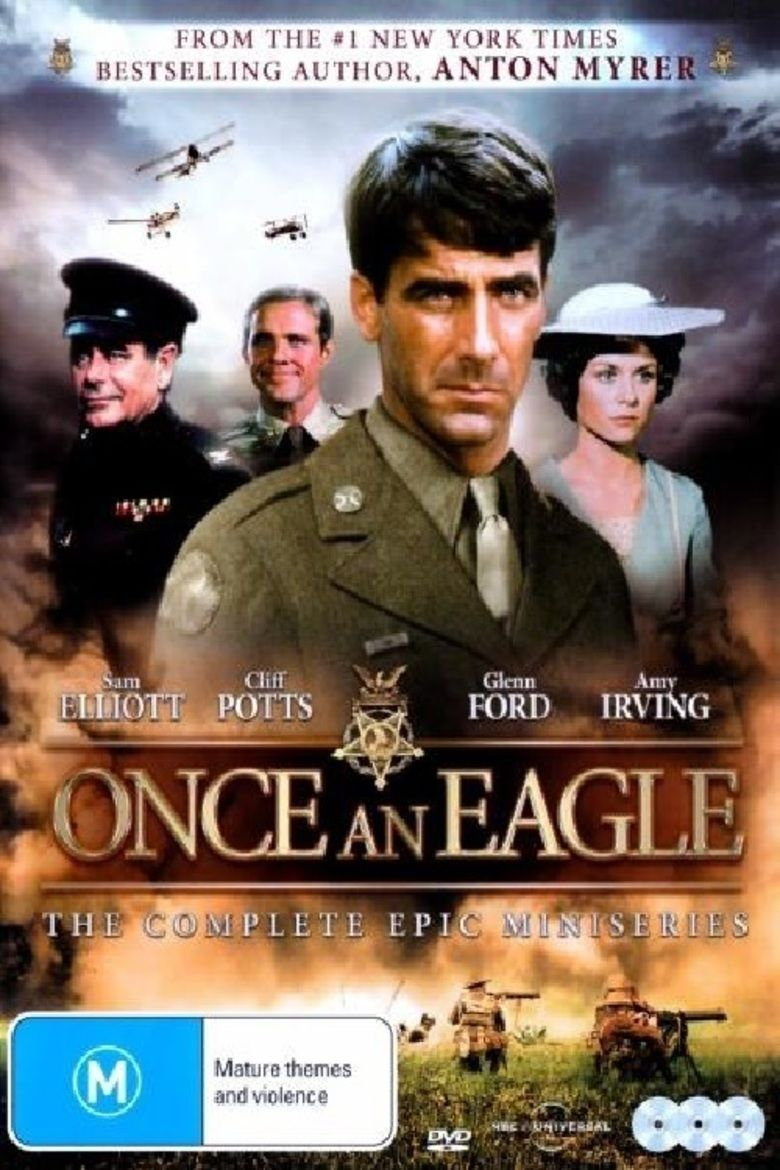 Once an Eagle (miniseries) movie poster