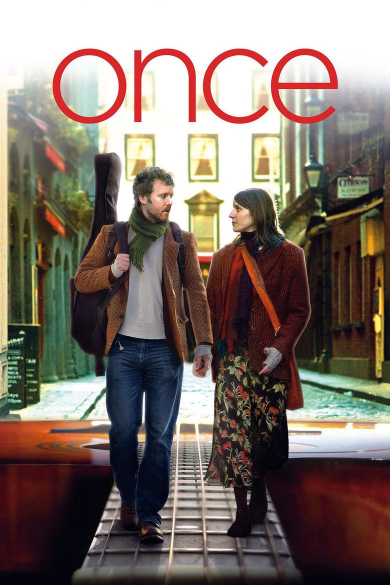 Once (film) movie poster