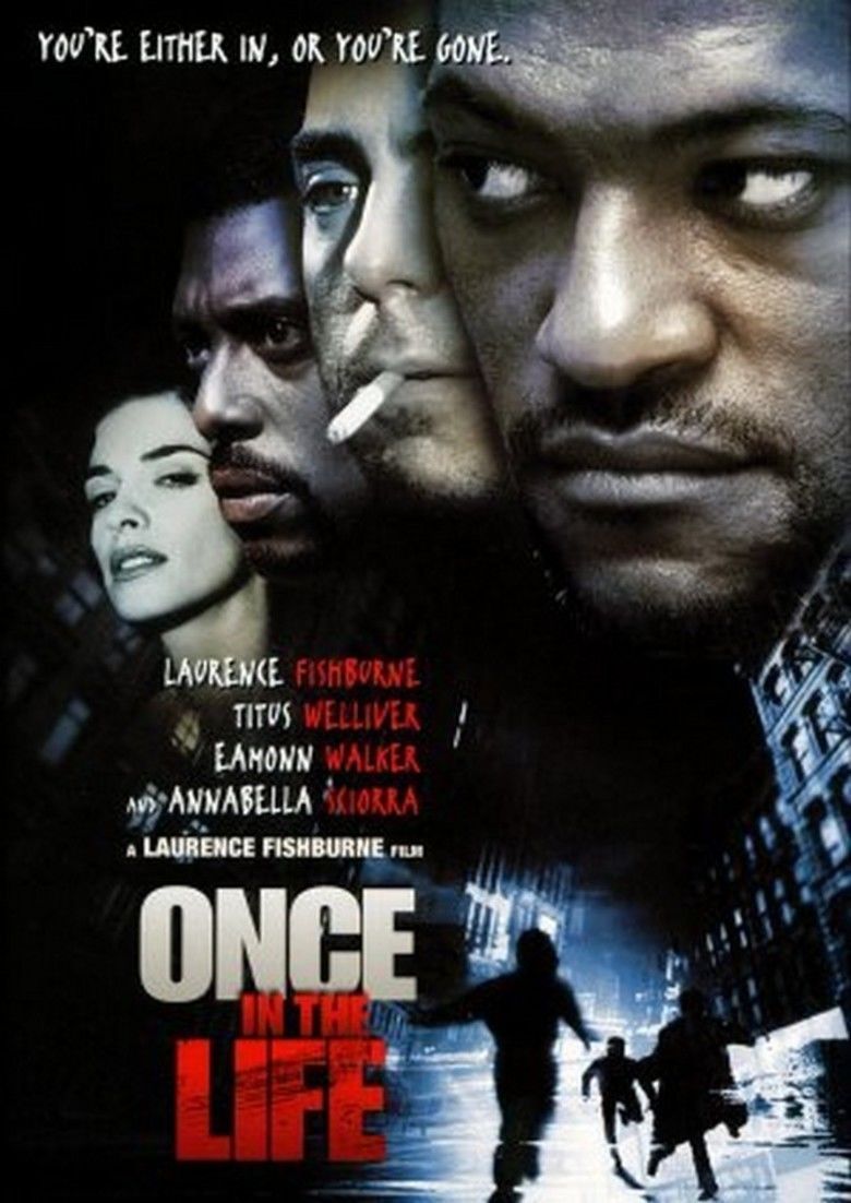 Once in the Life movie poster