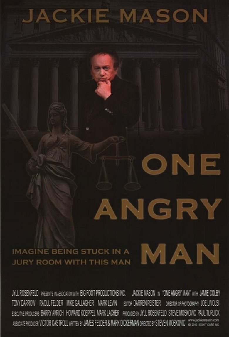 One Angry Man (film) movie poster