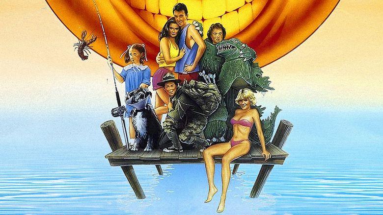 One Crazy Summer movie scenes