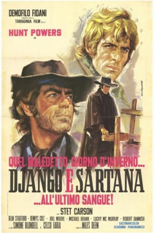 One Damned Day at Dawn Django Meets Sartana! movie poster
