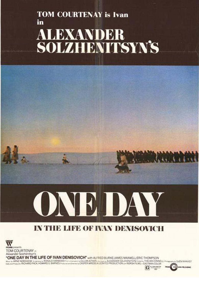 One Day in the Life of Ivan Denisovich (film) movie poster