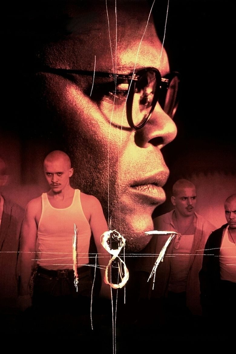 One Eight Seven movie poster
