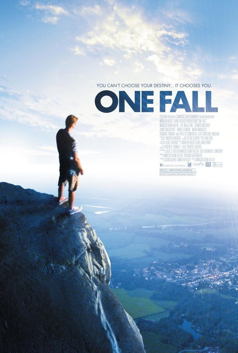 One Fall movie poster