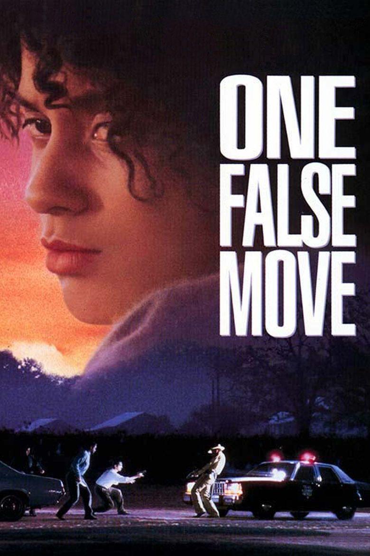 One False Move movie poster