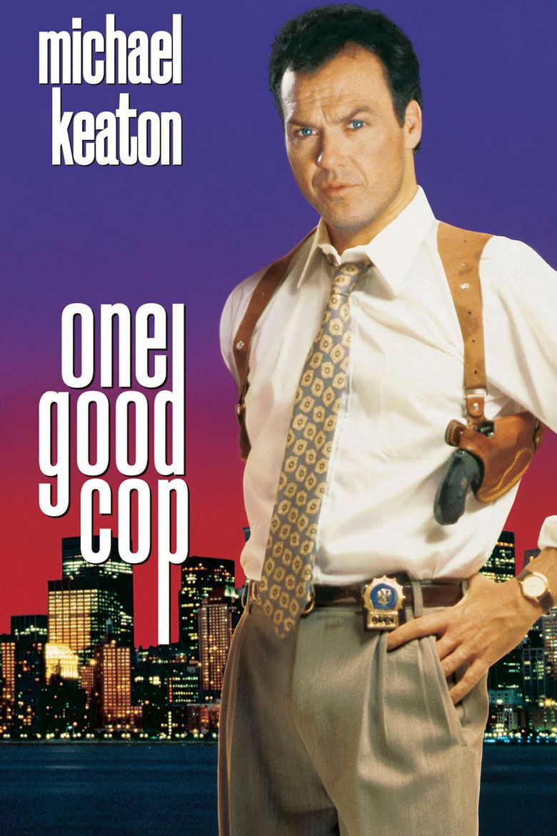 One Good Cop movie poster
