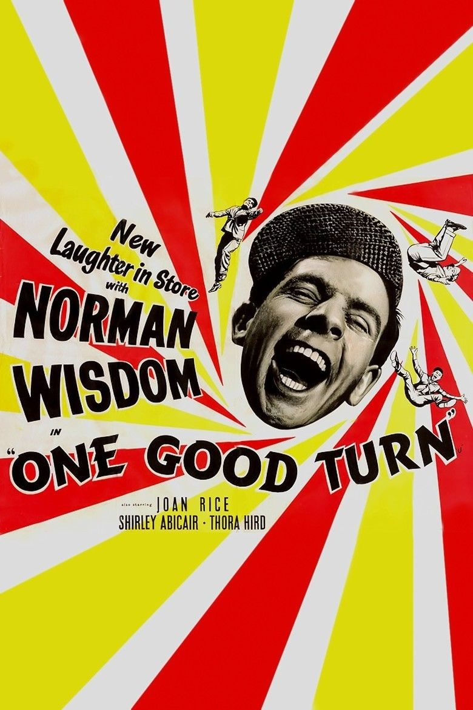 One Good Turn (1955 film) movie poster